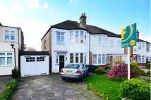 3 bed home in Hadley Road, Chase Side...