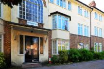 Flat for sale in Crestbrook Place...