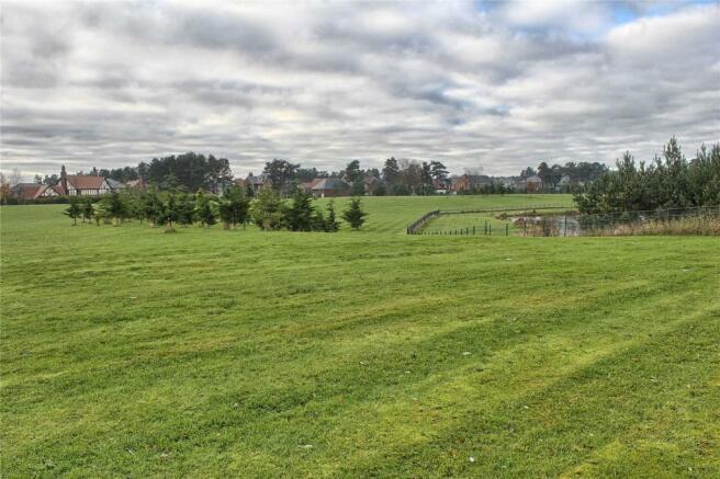 View Across Green