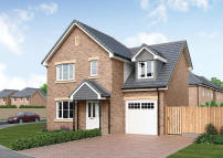 3 bed new home for sale in Stevenston Street...