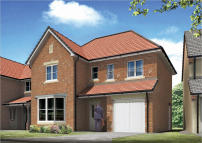 4 bedroom new house in New Stevenston...