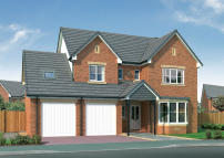4 bed new property in New Stevenston...