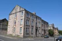 Flat to rent in Partick Street, Greenock...