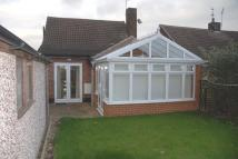 3 bed Detached Bungalow in Darwin Road, Mickleover...