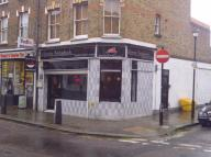 Chetwynd Road Restaurant for sale