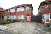 3 bed semi detached home in Broomgrove Gardens...