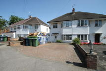 3 bedroom semi detached property for sale in Silverston Way, Stanmore...