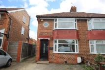 3 bed semi detached property in Broomgrove Gardens...
