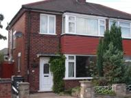 semi detached house in Dundas Road, Doncaster