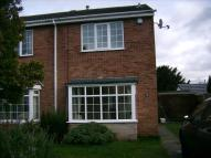Ainsley Close semi detached property to rent