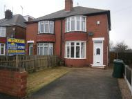 2 bedroom semi detached home in Cusworth Lane, Doncaster