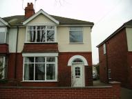 semi detached house in The Grove, Doncaster...