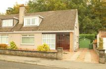 3 bed Bungalow to rent in Rosemount Crescent...