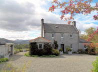 Detached house for sale in Barvrack House Inveraray...
