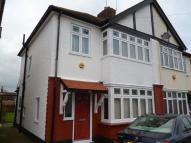 semi detached house to rent in Cedar Road, Romford