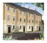 new development for sale in Top Fair Furlong Milton...