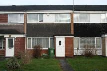 Shelly Close Terraced house to rent