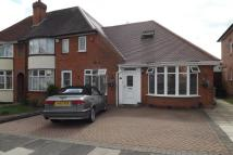 4 bed semi detached property in Sheldonfield Road...