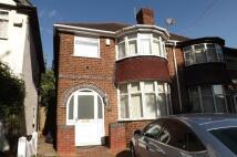 3 bed semi detached property in STUD LANE, Birmingham...