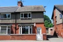 2 bedroom semi detached home in Liverpool Road Neston