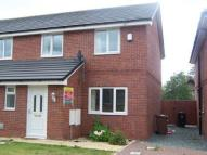 3 bed semi detached home in Orchard Walk Neston