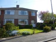 3 bedroom semi detached home to rent in Dell Close