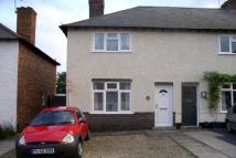 Cromford Avenue semi detached house to rent