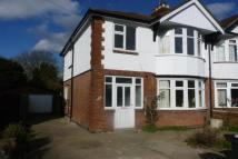 3 bed semi detached home in Shanklin Drive...