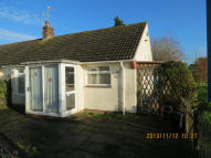 Semi-Detached Bungalow to rent in Taunton