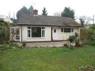 2 bedroom Detached Bungalow to rent in Ford Road, Wiveliscombe