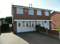 semi detached home for sale in Washbrook Avenue...