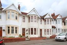 Terraced house for sale in Vishwell Road, Llandaff