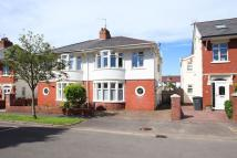 3 bed semi detached home in Bishops Walk, Llandaff