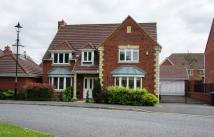 5 bedroom Detached property in Bucklow Gardens, Lymm...