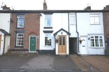 2 bed Terraced property to rent in Sandy Lane, Lymm, WA13