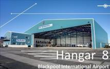 property to rent in Hangar 8, Blackpool Airport, Blackpool, FY4 2QY