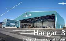 property for sale in Hangar 8, Blackpool Airport, Blackpool, FY4 2QY