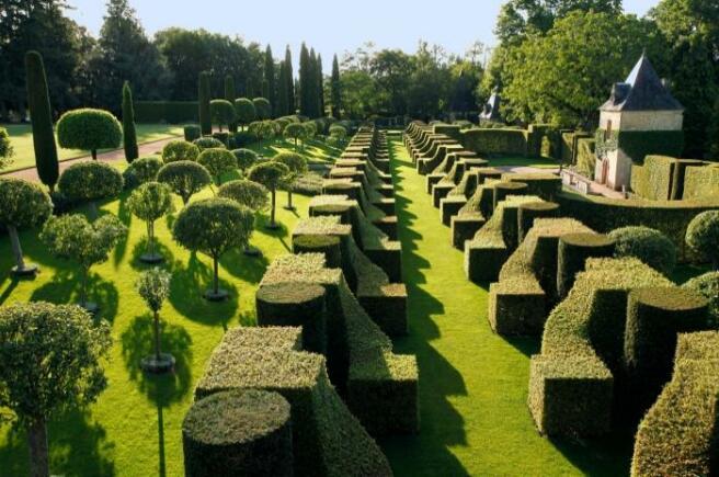 Erignac gardens