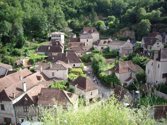Village in Dordogne