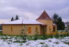 Cottage front side