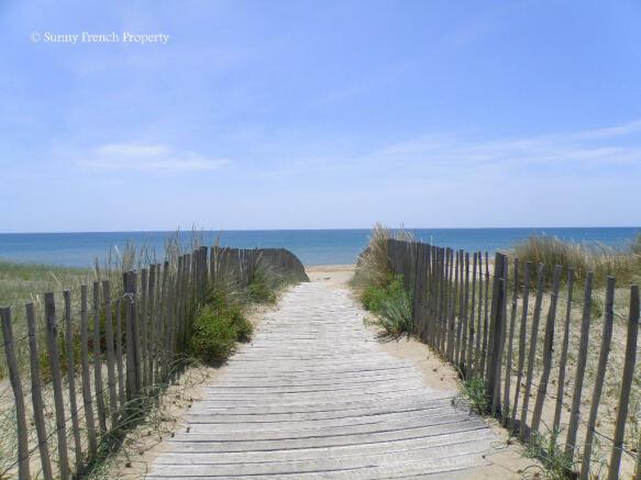 Sète Beach