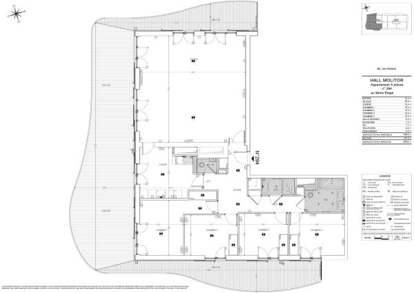 Flat floorplan