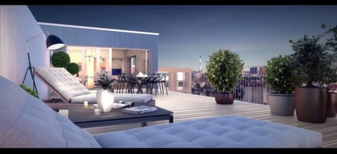 Unit 193 terrace