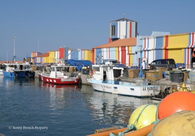 Barbares harbour