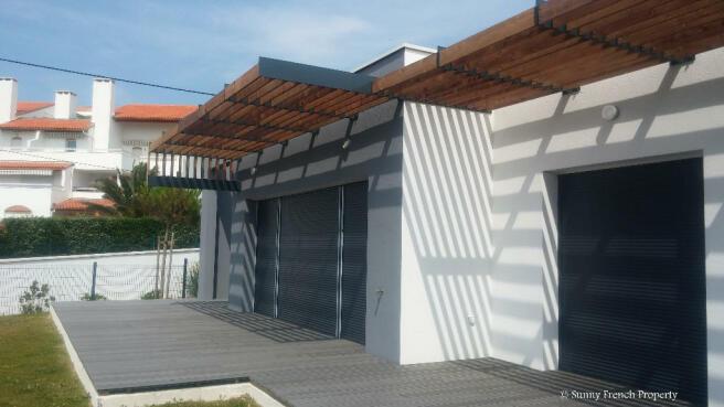 51 sqm terrace
