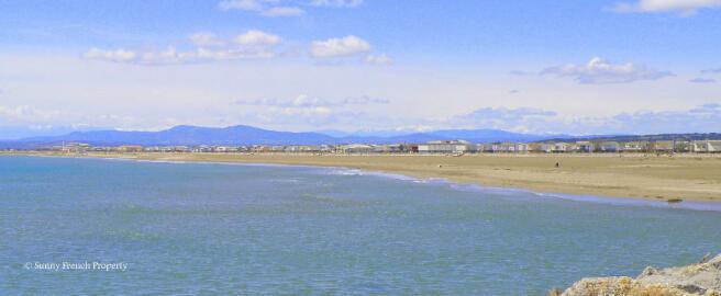 Guissan beach