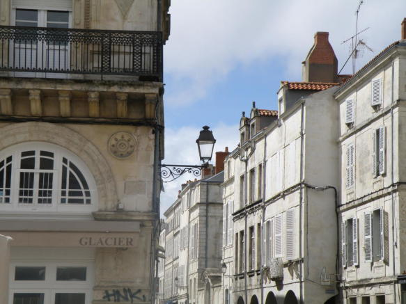 Streets with Arcades