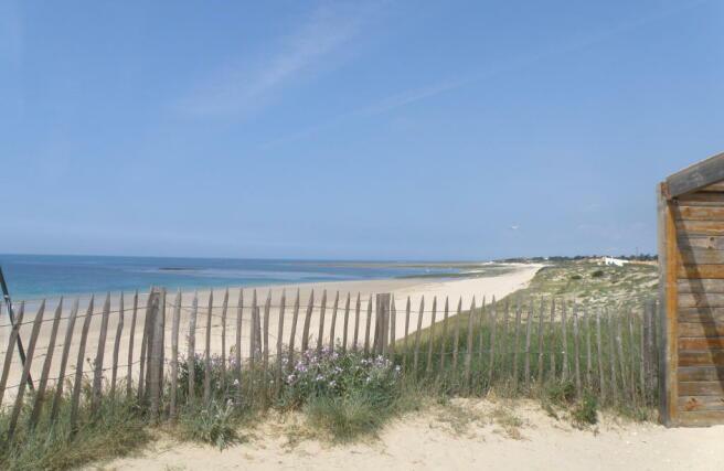 Beach Oléron