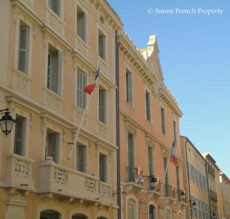 St Tropez village
