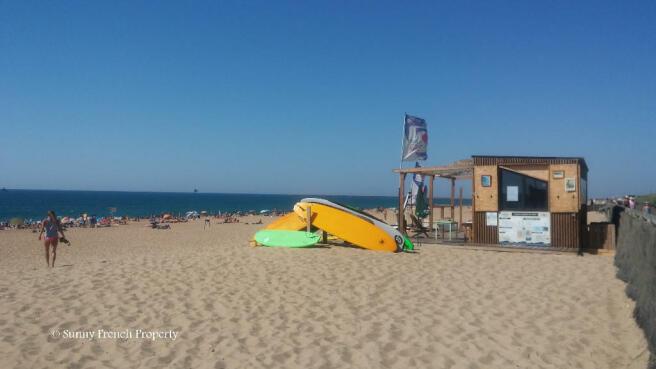 Surf school Anglet